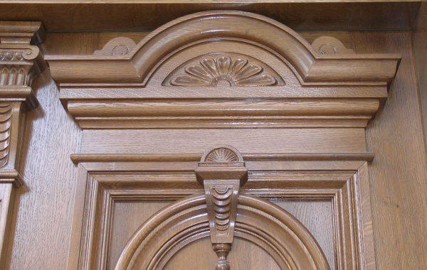 Drzwi detal